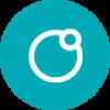 Symbol oka i soczewki kontaktowej