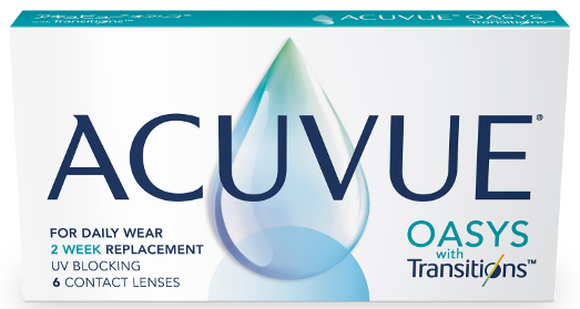 Acuvue Transitions Logo